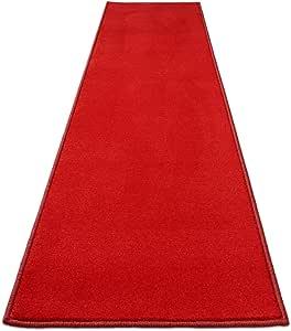 走廊鞋垫 对应宠物防水 65×660cm 海葵红 1531017583P99