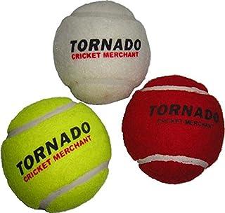 Tornado 重板球网球 - 6 支装(白色)