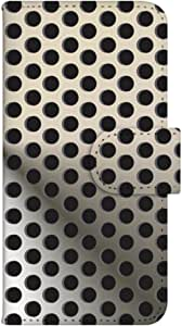 智能手机壳 手册式 对应全部机型 印刷手册 wn-183top 套 手册 金属设计 铁 金属 不锈钢 铝 钢 UV印刷 壳WN-PR014368-S AQUOS PHONE es WX04SH B款