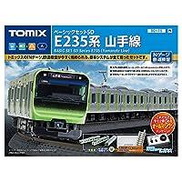 TOMIX N轨距 基本套装SD E235系 山手线 90175 铁道模型入门套装