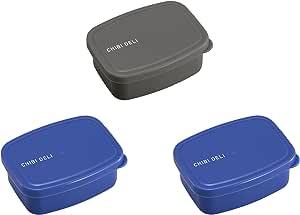 OSK Lunch Chime 保存容器 Mini 手机套  *蓝