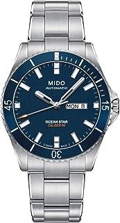 [Mido 美度] 腕表 OCEANSTAR系列 自动上弦 M0264301104100 男款 银色