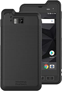 Wireless ProTECH Sonim XP8 Flex Skin 凝膠保護套(黑色)