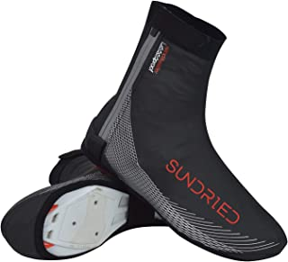 Sundried Cycling Overshoes 冬季夏日*佳防水面鞋公路自行车 MTB 山地自行车骑行配件