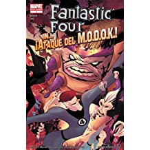 Fantastic Four In... Ataque Del M.O.D.O.K.! #1 (English Edition)