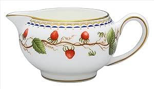 Wedgwood 野外草莓 艺术 茶壶 相关茶壶 白色 S 40007441