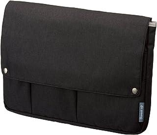 KOKUYO 国誉 袋中袋 内部整理袋 Bizrack up A4 黑色外观 BR31D