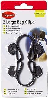 Clippasafe Pram 袋夹 - 大号 - 2 件装