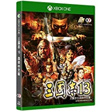 Microsoft 微软 Xbox One 光盘版 游戏 光盘 三国志13 官方正品国行 顺丰发货