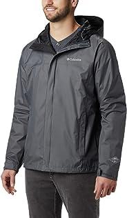 Columbia 哥伦比亚 男式 防水 II 前拉链连帽防雨夹克 Watertight Ii Front-zip Hooded Rain Jacket
