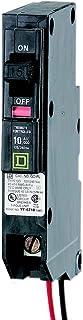 Schneider Electric QO115PLILC QO ILC PowerLink Circuit Breaker 1-Pole, 120/240Vac, 15-Amp 10 kA AIR