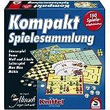Schmidt Spiele 49188紧凑游戏收集