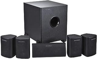 Monoprice 108247 5.1 声道家庭影院音箱系统(六件)