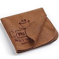 易信 吸水大茶巾加厚棉质茶具配件 隔热加厚垫茶席茶巾TF-5218