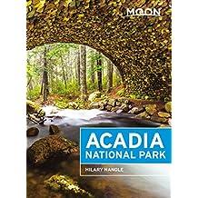 Moon Acadia National Park (Travel Guide) (English Edition)