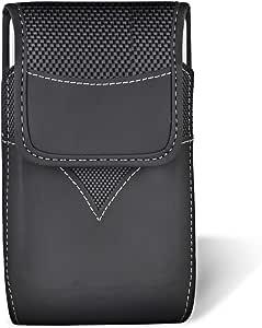 IronSeals AQ 耐用防水牛津布 1000D 尼龙袋腰包户外可调节便携式钩环弹性带适用于智能手机