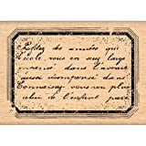 Florilèges Design fe115038 印章剪贴簿标签套装米色 5 x 7 x 2.5 厘米