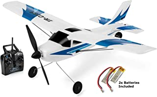 Top Race 遥控飞机,3 通道遥控飞机,内置6轴陀螺仪系统,超易飞 RTF (TR-C285)