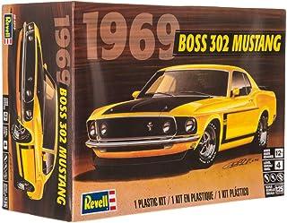 Revell RMX854313 1/25 69 Boss 302 Mustang 遥控玩具