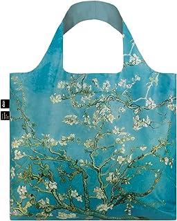 LOQI LOQI 博物馆梵高杏仁花朵包旅行手提包,50厘米,杏仁花