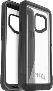 OtterBox Pursuit 系列三星 Galaxy S9 手机壳 - 零售包装77-57958 黑色透明