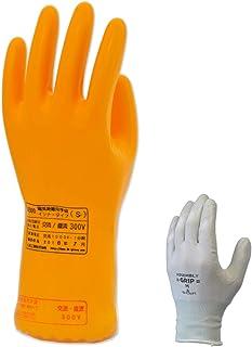 Sankei 双层手套 ( 超薄 / 聚氨酯・*材质 ) (AC300V 以下) IN300-S