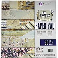 Prima Marketing St. Tropez 30.48x30.48 厘米纸垫