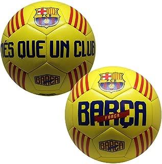 CASARI B.V. 小收纳袋 黑色 Barcelona Catalunya GL 儿童足球 – 5 码