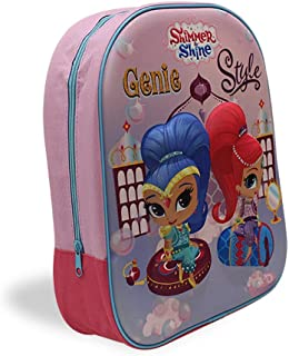 mc Free Time 3D Shimmer&Shine 儿童背包,36 厘米,粉色