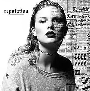 正版现货 泰勒史薇芙特Taylor Swift:名誉reputation 1CD(赠双面海报一张) 正弘