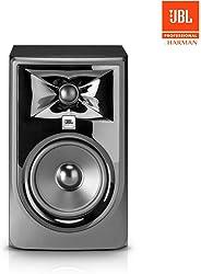 JBL Professional 305P MkII Next-Generation 5英寸 二分频 有源录音室监听音箱(305PMKII)