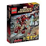 LEGO 乐高 拼插类玩具 Super Heroes超级英雄系列 浩克重甲奇兵 76031