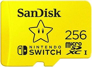 SanDisk 閃迪 micro SDXC儲存卡 256 GB