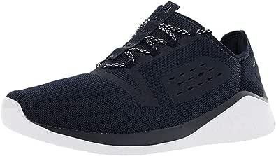 ASICS FUZETORA 女士跑步鞋 黑色/黑色/白色 6 M US