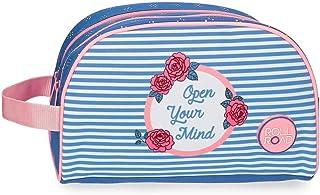 Roll Road Rose 背包和儿童行李袋,蓝色(蓝色) - 4484461