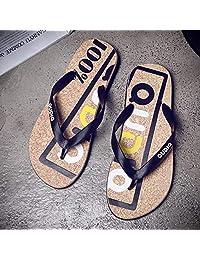 VOCANU TRE 夏季拖鞋男士防滑人字拖男潮简约沙滩鞋夹脚韩版潮流学生凉拖鞋男