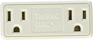 Thermo Cube Double Receptable Cold Weather Outlet