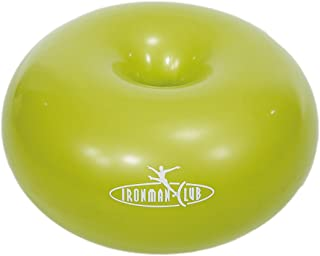 IRONMAN CLUB(铁人俱乐部) 甜甜圈球 绿色 IMC-35 带泵 平衡 训练