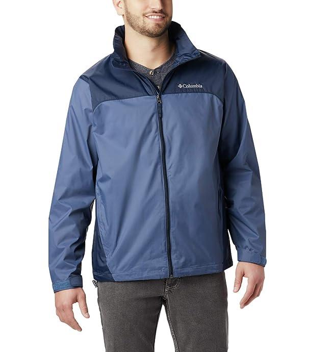 Columbia 哥伦比亚 Glennaker Lake 防水抗污 男式雨衣 镇店之宝¥205 多色多码可选