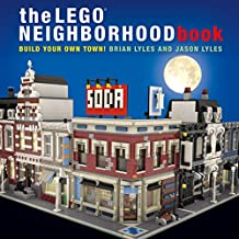 The LEGO Neighborhood Book: Build Your Own LEGO Town! (English Edition)