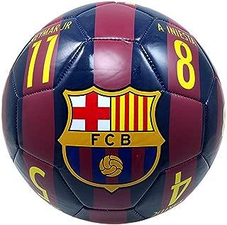 巴塞罗那官方* Messi 10 签名足球 - 11