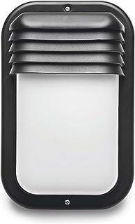 Famatel 4415-G 户外壁灯 IP44,插座E-27,防潮,黑色
