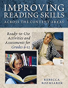 """Improving Reading Skills Across the Content Areas: Ready-to-Use Activities and Assessments for Grades 6-12 (English Edition)"",作者:[Gault, Rebecca J.]"