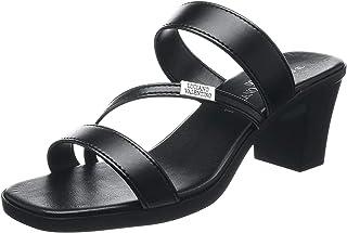 LUCIANO VALENTINO 办公室凉鞋 黑色 3915 4型