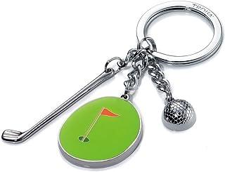 Troika Hole in One Golf Keyring (KR1133CH)