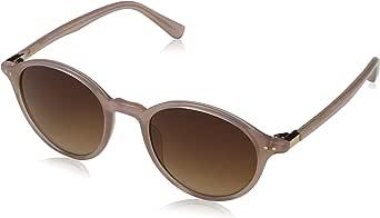 Ted Baker 女士太阳镜,浅粉色/棕色,50