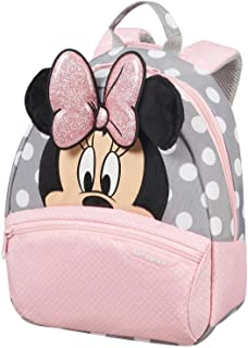 Samsonite 新秀丽 Disney Ultimate 2.0 儿童背包,28.5cm,7L,多色 (米妮老鼠),S