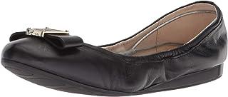 Cole Haan 女士 Emory 蝴蝶结芭蕾平底鞋