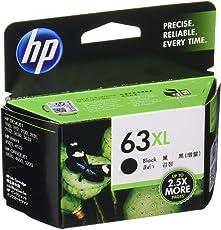 HP 63墨盒黑色