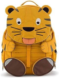 Affenzahn 幼儿园儿童背包适合男女学龄前儿童,适合 1-5 岁儿童Tiger 大